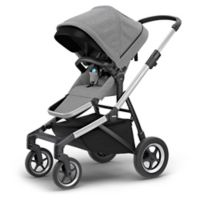 Thule Sleek Stroller in Grey Melange
