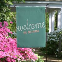 Buy Personalized Outdoor Flags Bed Bath Beyond