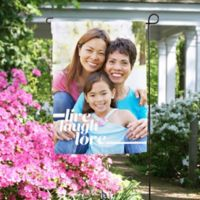 Photo Expressions Personalized Garden Flag