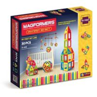 Magformers® 30-Piece My First Building Set