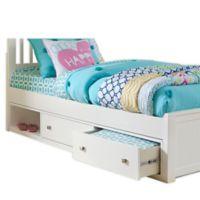 Hillsdale Furniture Pulse Storage Unit in White