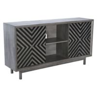Zuo® Raven Buffet Cabinet in Old Grey
