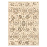"""ECARPETGALLERY 5'3"""" X 7'7"""" Woven Area Rug in Ivory"""