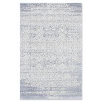 ECARPETGALLERY 5' X 8' Hand-Knotted Area Rug in Light Grey