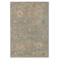 """ECARPETGALLERY 5'3"""" X 7'7"""" Woven Area Rug in Olive Green"""