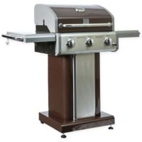 Kenmore® PG-4030400L 3-Burner Propane Gas Grill in Stainless Steel/Brown
