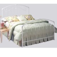 Hillsdale Maddie Twin Bed Set with Rails