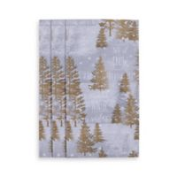 Magic Christmas 20-Count Paper Guest Towels