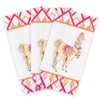 Bright Llama 16-Count Paper Guest Towels