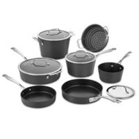 Cuisinart® Conical Hard Anodized Aluminum 11-Piece Cookware Set
