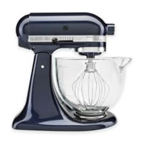 KitchenAid® Artisan® 5 qt. Stand Mixer in Blueberry with Glass Bowl