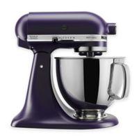 KitchenAid® Artisan® 5 qt. Stand Mixer in Black Violet