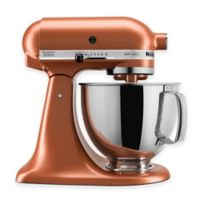 KitchenAid® Artisan® 5 qt. Stand Mixer in Copper Pearl