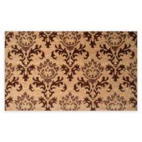 "Calloway Mills Lady Katherine 17"" x 29"" Coir Door Mat in Natural/Brown"