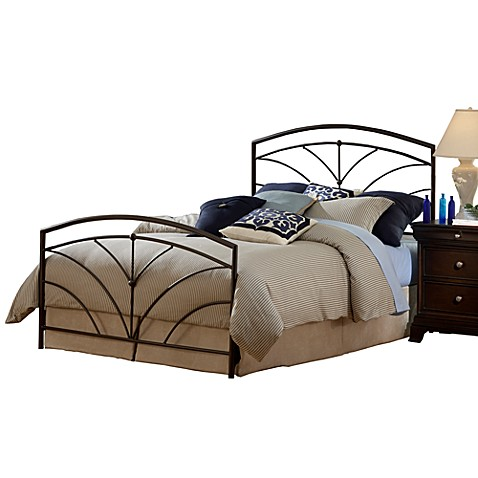 Hillsdale Thompson Full Bed Set with Rails
