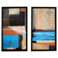 Weaving 24-Inch x 36-Inch Canvas Wall Art (Set of 2)