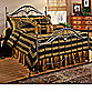 Hillsdale Kendall Queen Bed Set with Rails