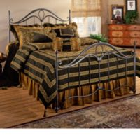 Hillsdale Kendall Full Bed Set with Rails