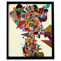 Allan Friedlander Atherton 36-Inch Square Framed Canvas Wall Art