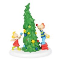 Grinch Christmas Village Who-Ville Christmas Tree Figurine