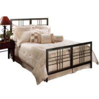 Hillsdale Tiburon Complete Bed Set with Rails