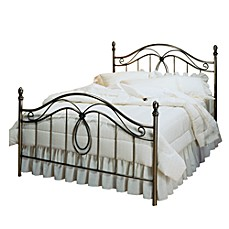 Hillsdale Milano Bed Set with Rails