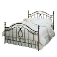 Hillsdale Milano Full Bed Set with Rails