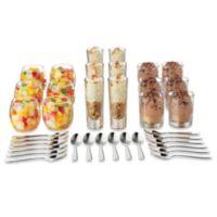 Dailyware™ Glass 37-Piece Just Desserts & Tasting Set
