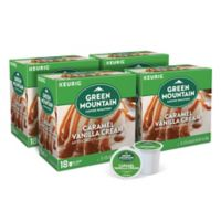 Keurig® K-Cup® Pack 72-Count Green Mountain® Caramel Vanilla Cream Coffee