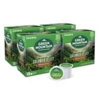 Keurig® K-Cup® Pack 72-Count Green Mountain® Colombian Fair Trade Select Coffee