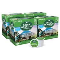 Keurig® K-Cup® Pack 72-Count Green Mountain® Sumatran Reserve Coffee