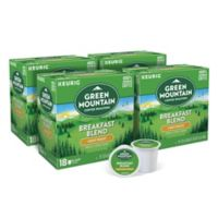 Keurig® K-Cup® Pack 72-Count Green Mountain® Breakfast Blend Value Pack