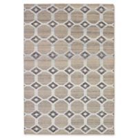 ECARPETGALLERY One of a Kind La Seda 5'2 x 7'6 Hand-Knotted Area Rug in Khaki