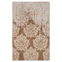ECARPETGALLERY One of a Kind La Seda 4'10 x 7'9 Hand-Knotted Area Rug