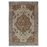 ECARPETGALLERY Melis Vintage Hand-Knotted Area Rug