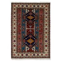 ECARPETGALLERY Royal Kazak Hand-Knotted Area Rug