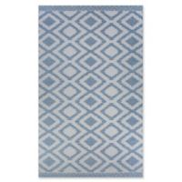 Couristan® Harper Nambia 8'6 x 13' Accent Rug in Blue