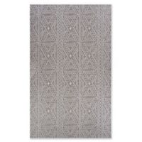 Couristan® Harper Madagasgar 8'6 x 13' Accent Rug in Taupe