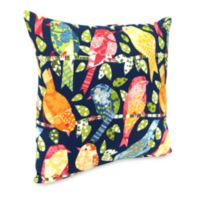 Outdoor 18-Inch Square Throw Pillow in Ash Hill