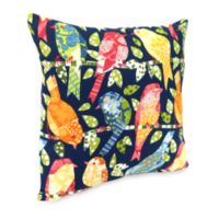 Outdoor16-Inch Square Throw Pillow in Ash Hill