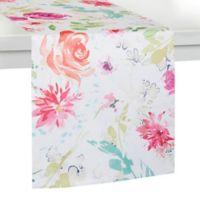 Spring Splendor Floral 90-Inch Table Runner