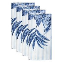 Tommy Bahama® Delray Napkins in Blue (Set of 4)