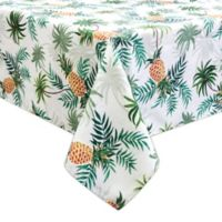 Tommy Bahama® Paraguay Pineapple 60-Inch x 102-Inch Oblong Tablecloth