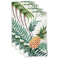 Tommy Bahama® Paraguay Pineapple Napkins (Set of 4)