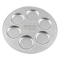 Badash Seder Plate in Silver