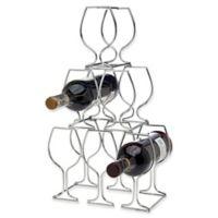 Godinger 6-Bottle Wine Rack