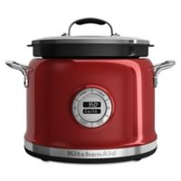 KitchenAid® 4 qt. Multi-Cooker in Candy Apple Red