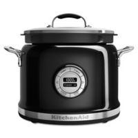 KitchenAid® 4 qt. Multi-Cooker in Onyx Black