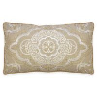 Lionel Oblong Throw Pillow in Natural