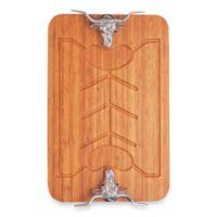 Arthur Court Designs Longhorn Bamboo Carving Board